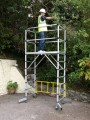 Zarges Teletower Mobile Scaffold